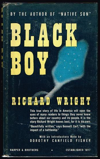 black boy by richard wright essay questions Free essay: racism in wright's black boy the theme of richard wright's autobiography black boy is racism wright grew up in the deep south the jim crow.