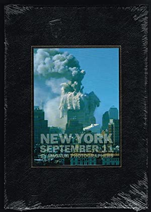 New York, September 11 by Magnum Photographers