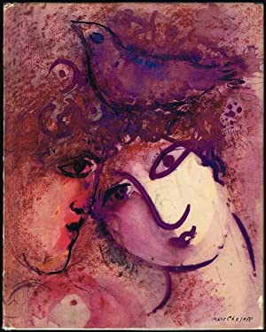 Marc Chagall: His Graphic Work: Chagall, Marc; Fox,