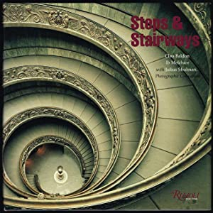 Steps & Stairways (SIGNED BY BOTH AUTHORS: Baldon, Cleo; Melchior,