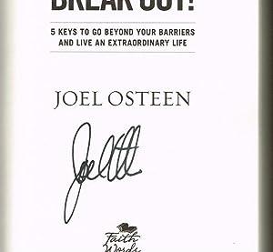 Break Out!: 5 Keys to Go Beyond: Osteen, Joel