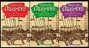 A History of the Crusades, Vol. I: Runciman, Steven
