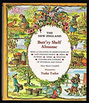 The New England Butt'ry Shelf Almanac; Being a Collation of Observations on New England People, B...