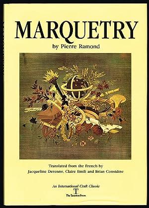 Marquetry (An International Craft Classic): Ramond, Pierre; Trans.