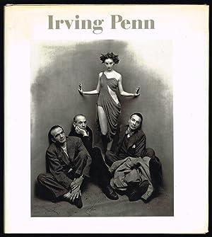 Irving Penn (SIGNED FIRST EDITION): Szarkowski, John; Penn,