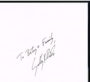To Space and Back (SIGNED BY SALLY RIDE)