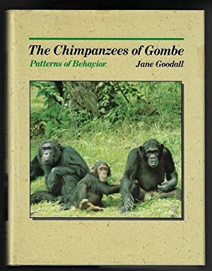 The Chimpanzees of Gombe: Patterns of Behavior