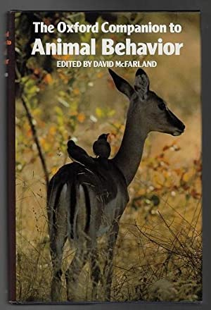 The Oxford Companion to Animal Behavior
