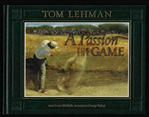 A Passion for the Game (SIGNED LEATHERBOUND FIRST EDITION with print)