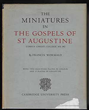 The Miniatures in the Gospels of St Augustine