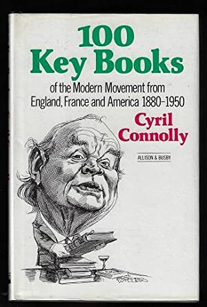 100 Key Books of the Modern Movement from England, France & America, 1880-1950