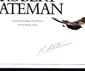 The Art of Robert Bateman (SIGNED BY ROBERT BATEMAN)