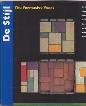 De Stijl: The Formative Years, 1917-1922: Blotkamp, Carel, et al; translated by Charlotte I. Loeb ...