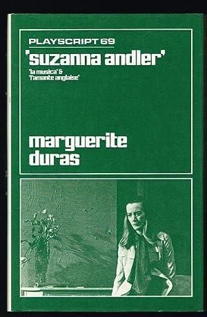 Suzanna Andler; La musica & L'amante anglaise: Duras, Marguerite; Trans.