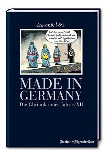 Made in Germany, Die Chronik eines Jahres: Achim, Greser und