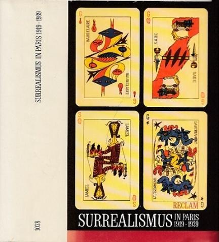 Surrealismus in Paris 1919-1939. Ein Lesebuch. Herausgegeben: Barck, Karlheinz (Hrsg.):
