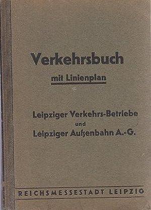 Verkehrsbuch der grossen Leipziger Strassenbahn und Leipziger