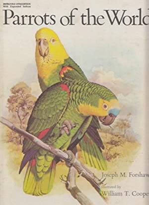 Parrots of the World. Text in englisch.