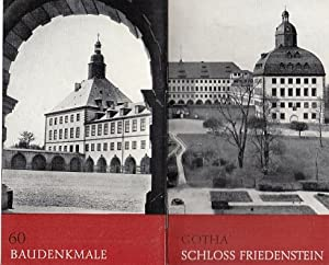 Schloß Friedenstein in Gotha. Baudenkmale Nummer 60.,