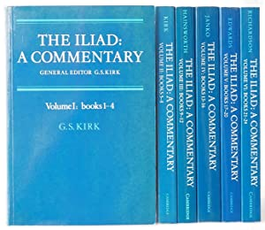 The Iliad: A Commentary.