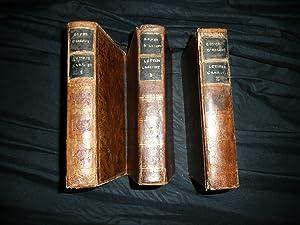 Les Lettres cabalistiques, 1737 et 1738, Edition: Boyer d' Argens