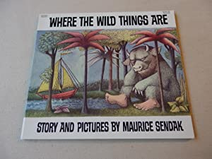 Where the Wild Things Are (inscribed): Maurice Sendak