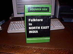 Folklore in North-East India: Sen, Soumen (edits.)