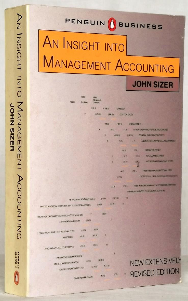 An Insight Into Management Accounting
