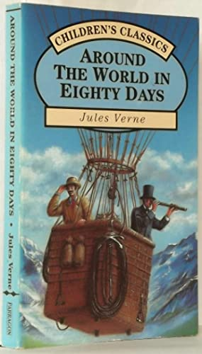 an analysis of around the world in eighty days by jules verne Jules verne great excitement and awe greeted its publication in 1873, and today around the world in eighty days remains jules verne's most successful novel a daring wager by the eccentric and mysterious englishman phileas fogg that he can circle the globe in just eighty days initiates this marvelous travelogue and exciting suspense story.
