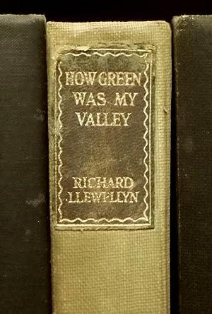 How Green was My Valley: Richard Llewellyn