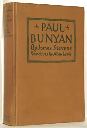 Paul Bunyan: James Stevens