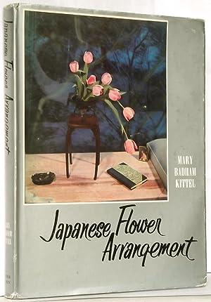 Japanese Flower Arrangement: Mary Badham Kittel