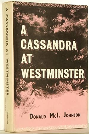 A Cassandra at Westminster