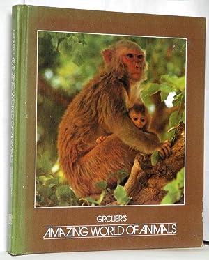 Grolier's Amazing World of Animals 1 Introduction to Vertebrates: Editor - Herbert Kondo