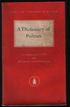 A Dictionary of Politics