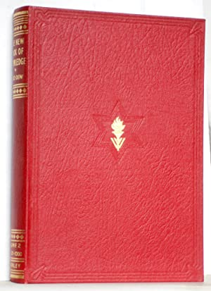 The New Book of Knowledge Volume Two: Edited by Sir