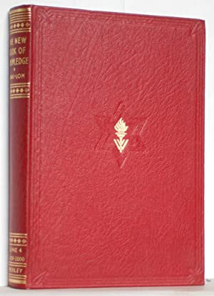 The New Book of Knowledge Volume Four: Edited by Sir