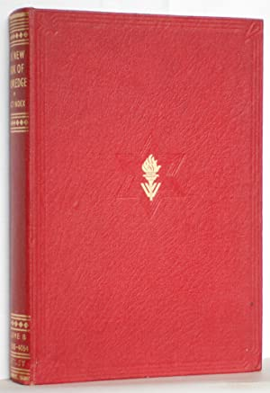 The New Book of Knowledge Volume Eight: Edited by Sir