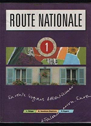 Route Nationale 1: L. Briggs B.