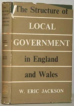 The Structure of Local Government in England and Wales