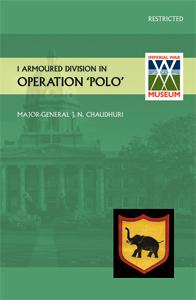 1 ARMOURED DIVISION IN OPERATION ÒPOLOÓ: Major-General J. N.