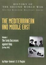 MEDITERRANEAN AND MIDDLE EAST VOLUME I: The: J. R. M.