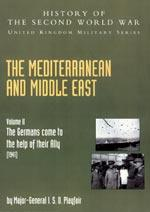 MEDITERRANEAN AND MIDDLE EAST VOLUME II: ÒThe: Major-General I. S.