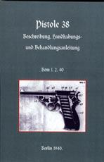WALTHER P38 PISTOL: German Army