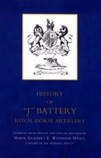 HISTORY OF ÒJÓ BATTERY, ROYAL HORSE ARTILLERY: Compiled from Private