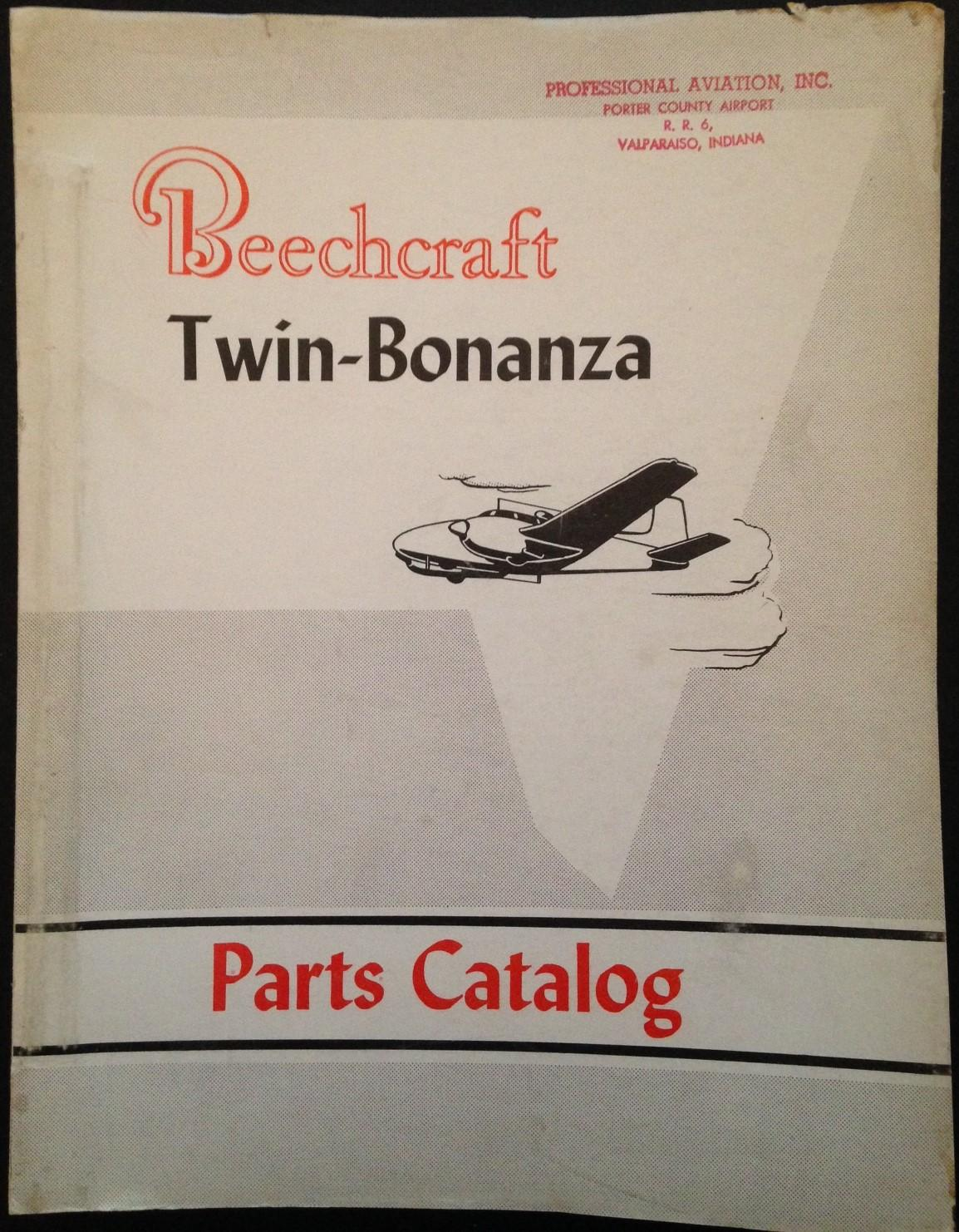 Beechcraft Twin-Bonanza Model 50 Parts
