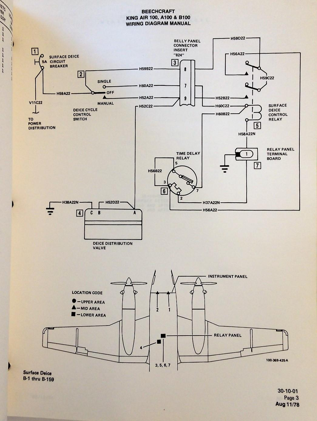 Aircraft Schematic Diagram