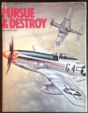 Pursue and Destroy: Carson, Leonard C.