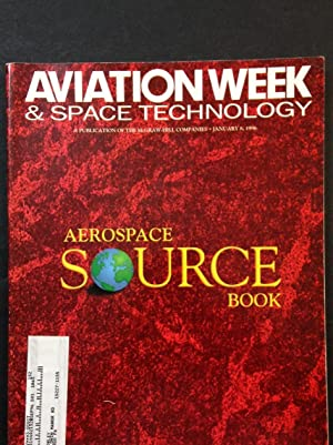 Aviation Week & Space Technology 1996 Aerospace Source Book