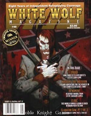 "46 ""Wraith Adventure, In Nomine, Fuzzy Heroes Adventure"" (White Wolf Magazine)"
